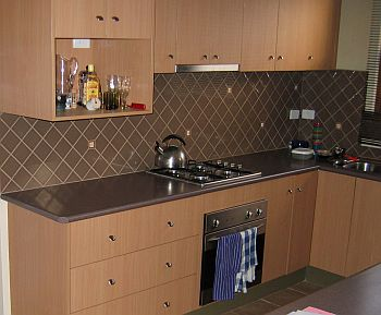 Modern kitchen with all facilities
