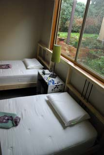 Bedroom 3 with two single beds.
